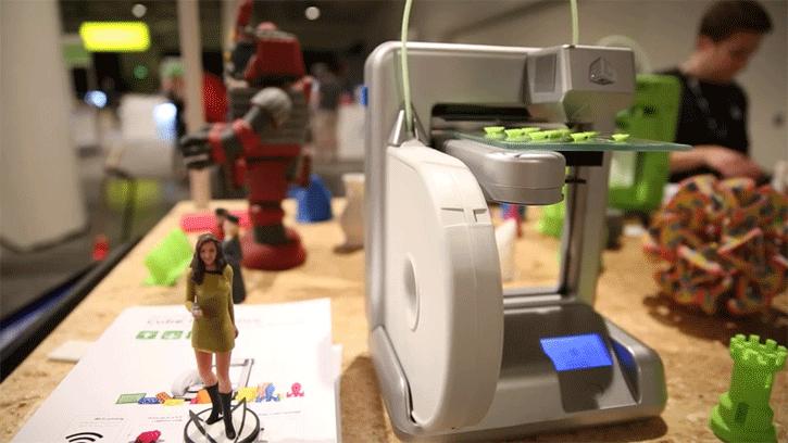 La Poste se lance dans l'impression 3D