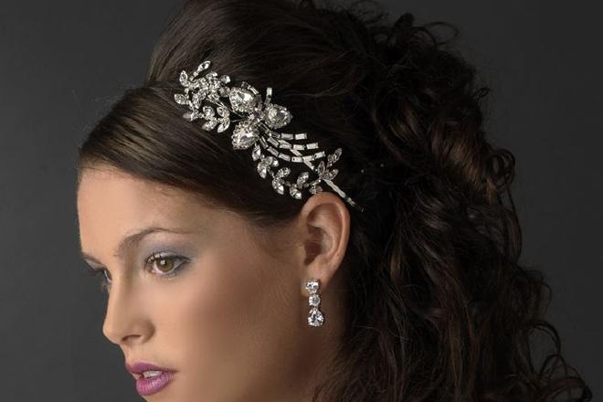 laccessoire indispensable le serre tte de mariage - Accessoir Cheveux Mariage