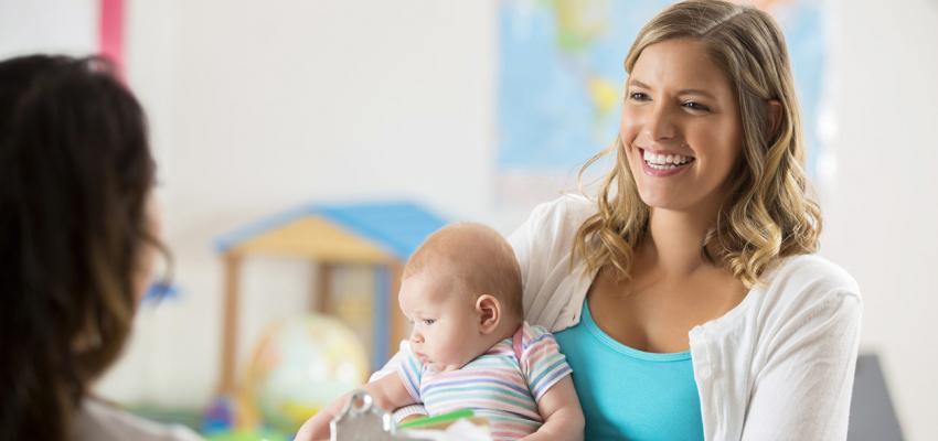 A la recherche d'une assistante maternelle